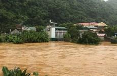 Mưa lũ gây thiệt hại tại tỉnh Sơn La, hai người thương vong