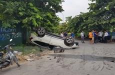 Hơn 5.360 người chết vì tai nạn giao thông trong 8 tháng vừa qua