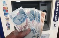 """""""Vạch mặt"""" thủ phạm gây ra khủng hoảng tài chính tại Thổ Nhĩ Kỳ"""
