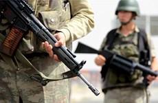 Quân đội Thổ Nhĩ Kỳ tiêu diệt nhiều tay súng PKK tại miền Bắc Iraq