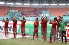 Nhìn lại trận thua đáng tiếc của Olympic Việt Nam trước UAE