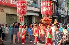 Đặc sắc Lễ hội Nghinh Ông Quan Thánh Đế Quân ở Bình Thuận