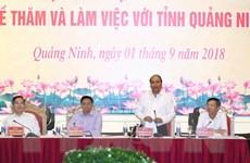 Thủ tướng: Quảng Ninh là địa phương phát triển năng động nhất