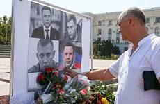 Pháp: Vụ sát hại ông Zakharchenko không làm thay đổi Thỏa thuận Minsk