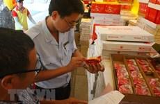 Niêm phong gần 4.000 chiếc bánh Trung Thu không có hóa đơn, chứng từ