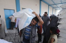 Cắt giảm tiền viện trợ, Mỹ tiếp tục gây sức ép với Palestine