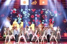 Nhạc hội Việt-Nhật tôn vinh những nét đẹp văn hóa Á Đông