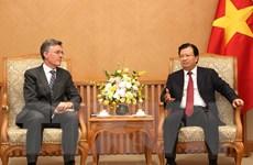 AIIB cam kết sẵn sàng hỗ trợ Việt Nam tiếp cận nguồn vốn