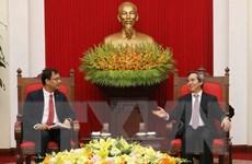 Doanh nghiệp Hoa Kỳ quyết tâm mở rộng đầu tư kinh doanh tại Việt Nam