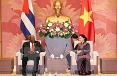 Quốc hội Việt Nam sẵn sàng trao đổi kinh nghiệm lập pháp với Cuba