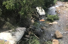 Khởi tố vụ tai nạn giao thông đặc biệt nghiêm trọng tại Lai Châu