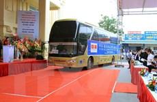 Thí điểm tuyến vận tải đường bộ quốc tế Việt Nam-Trung Quốc