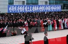 KCNA lạc quan về triển vọng cải thiện mối quan hệ liên Triều
