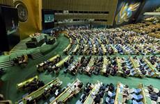 Bảy ưu tiên hành động của tân Chủ tịch Đại hội đồng Liên hợp quốc