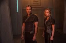 """""""Captain Marvel"""" tung trailer, hé lộ nhiều nhân vật bất ngờ"""