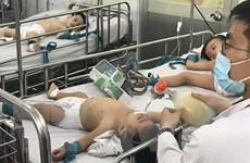 Thành phố Hồ Chí Minh: Số trẻ mắc bệnh tay chân miệng tăng đột biến