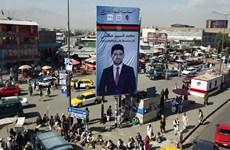 Bầu cử Quốc hội Afghanistan: Các ứng viên bắt đầu chiến dịch tranh cử