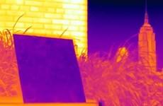 """Tạo ra một loại sơn phủ mới giúp """"hạ nhiệt"""" các tòa nhà"""