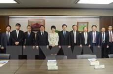 Trưởng Ban Nội chính Trung ương Phan Đình Trạc thăm Nhật Bản
