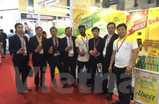 Việt Nam quảng bá nông sản tại Hội chợ thực phẩm thế giới ở Ấn Độ