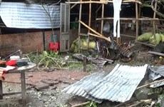 Vụ nổ đầu đạn ở Cà Mau: Ba người chết, hai người bị thương