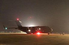 Australia hỗ trợ đưa chiến sỹ gìn giữ hòa bình Việt Nam sang Nam Sudan