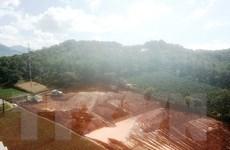 Lâm Đồng: San ủi đất rừng trái phép tại khu vực hồ Đan Kia-Suối Vàng