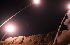 Iran: Cuộc tấn công tên lửa tại Syria đã tiêu diệt 40 thủ lĩnh IS