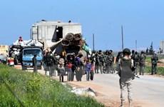Nga-Thổ Nhĩ Kỳ xúc tiến thành lập khu vực phi quân sự tại Idlib