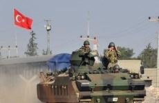 Thiết bị tự chế phát nổ làm 7 binh sỹ Thổ Nhĩ Kỳ thiệt mạng