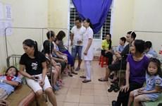 Khoảng 100 học sinh tiểu học nhập viện nghi ngộ độc thực phẩm