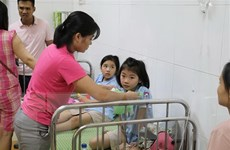 Ninh Bình: 347 học sinh nghi ngộ độc thực phẩm đã được xuất viện