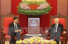 Giữ gìn và phát triển mối quan hệ đoàn kết đặc biệt Việt Nam-Lào