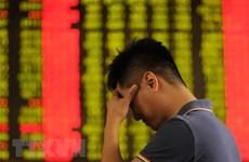 Chứng khoán Thượng Hải dẫn đầu xu hướng giảm tại thị trường châu Á