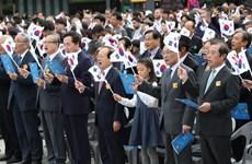 Hàn Quốc kỷ niệm 572 năm Ngày sáng tạo chữ Hàn Hangeul