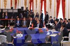 Hình ảnh Thủ tướng dự Hội nghị Cấp cao Hợp tác Mekong-Nhật Bản