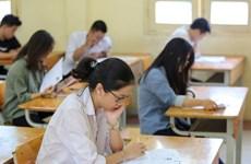 Hoàn thiện quy trình tổ chức Kỳ thi Trung học Phổ thông Quốc gia