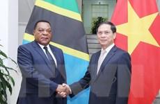 Tanzania ủng hộ Việt Nam ứng cử vào Hội đồng Bảo an LHQ