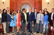 Cuba mong muốn đẩy mạnh hợp tác kinh tế, thương mại với Việt Nam