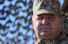 Bộ trưởng Quốc phòng Ukraine Stepan Poltorak đệ đơn xin giải ngũ