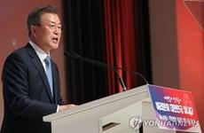 Hàn Quốc cam kết nỗ lực cùng Pháp nhằm phi hạt nhân hóa Triều Tiên