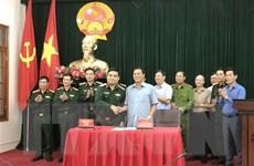 Bàn giao hơn 14ha đất quốc phòng cho thành phố Hải Phòng
