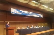 Việt Nam tích cực đóng góp vào thảo luận về phát triển luật quốc tế