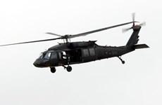 Rơi máy bay trực thăng tại Colombia khiến 4 binh sỹ thiệt mạng