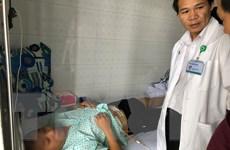 Phát hiện gần 50 viên sỏi ở túi mật của một bệnh nhân Trung Quốc