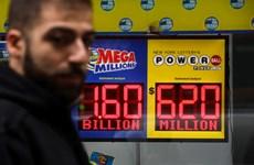 Mỹ: Giải độc đắc Mega Millions trị giá 1,6 tỷ USD đã có chủ