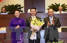 [Photo] Phê chuẩn việc bổ nhiệm Bộ trưởng Bộ Thông tin và Truyền thông