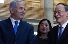 Trung Quốc và Israel thúc đẩy quan hệ kinh tế song phương