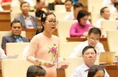 Đại biểu Quốc hội đánh giá cao sự điều hành, quản lý của Chính phủ