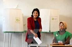 Gruzia tiến hành bầu cử tổng thống vòng hai vào tháng 12